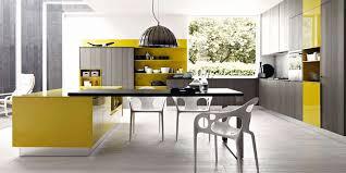 cuisine jaune et grise ma couleur tendance du moment le jaune mon cuisine