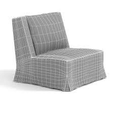 christian liaigre latin chair 3d cgtrader