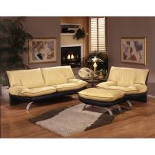 omnia leather princeton leather configurable living room set