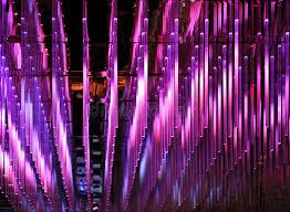 purple led lights royalty free stock image image 27224866