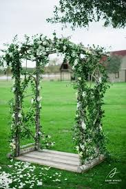 Wedding Trellis Flowers 30 Incredibly Beautiful Spring Wedding Arches Weddingomania