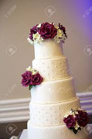 beautiful wedding cakes a beautiful wedding cake stock photo picture and royalty free