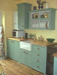 Teal Kitchen Cabinets 12 Kitchen Cabinet Color Combos That Really Cook Kitchen Photos