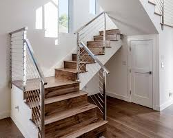 Putting Laminate Flooring On Stairs Replace Carpet On Stairs With Hardwood