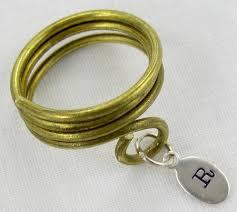 Monogram Key Necklace Skeleton Key Necklace With Keyhole U0026 Vintage Rosary Beads