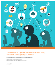 a novel model of cognitive presence assessment using automated