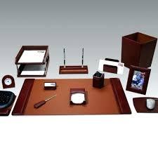 office desk sets office desk accessories set for amazing house