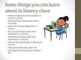 why study history why study history history is an important
