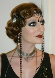 how to do 20s hairstyles for long hair twitter eugeneconde roaring 20 s makeup and hairstyle