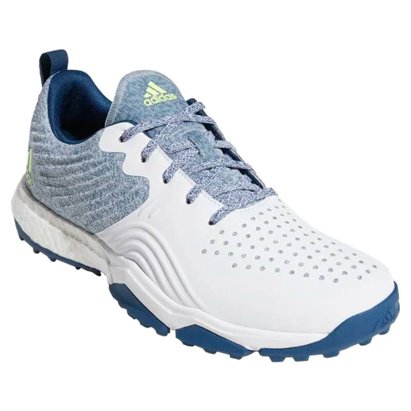 Adidas Adipower 4Orged S Golf Shoes Legend Marine/White/Yellow,