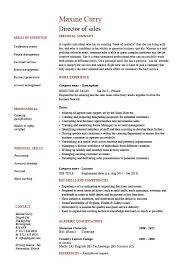 Outside Sales Resume Sample by Sample Sales Resume Outside Sales Representative Resume Sample