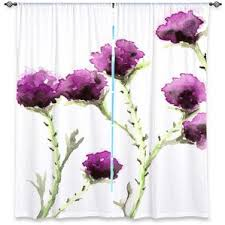 Large Print Curtains Large Print Floral Curtains Wayfair
