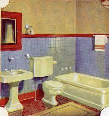 Vintage Bathroom Design Colors 27 Best Vintage Bathrooms Images On Pinterest Bathroom Ideas