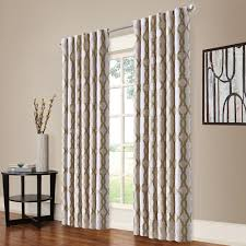 Eclipse Brand Curtains Thermalayer Blackout Dixon Window Curtain