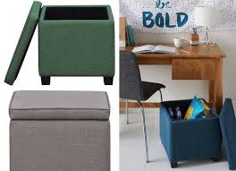 storage ottoman from target 10 ways to furnish your home at