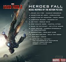 iron man s house iron man 3 heroes fall album releasing on 4 30 13