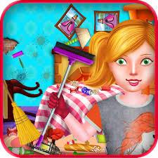 jeux de nettoyage de chambre princesse nettoyage de la chambre jeux pour filles app revisión