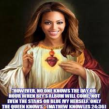 Beyonce New Album Meme - beyonce trolled over surprise album release entertainment news