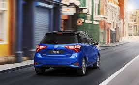 toyota yaris price upped by at least 385 for 2018 my autoevolution