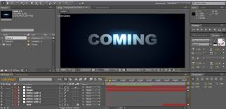tutorial after effect membuat opening film tutorial membuat opening film menggunakan after effect kelinci tutor