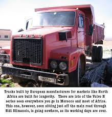 volvo n series trucks trucking in morocco 10 4 magazine