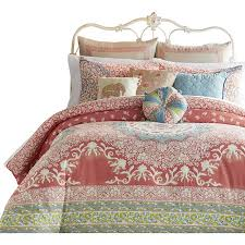 Echo Guinevere Comforter Jessica Simpson Home Amrita Medallion 400 Thread Count 100 Cotton