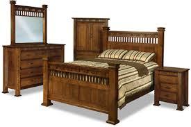 sequoyah bedroom collection indiana amish bedroom set