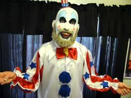 House 1000 Corpses Halloween Costumes Captain Spaulding House 1000 Corpses Size Talking Figure