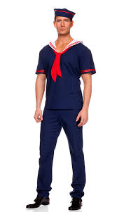 Size Halloween Costumes Men Cheap Mens Sailor Halloween Costumes Aliexpress