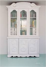 kitchen furniture hutch what s inside the china cabinet organized styled