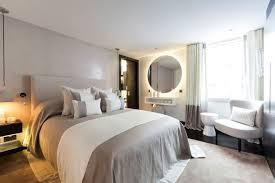 miroir pour chambre adulte chambre à coucher adulte 127 idées de designs modernes miroir