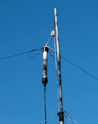 40 meters to feet 80 40 meter loaded dipole antenna u2013 high on solder