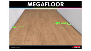 Laminate Flooring Fitted Installation Of Megafloor Laminate Flooring With Uni Fit Youtube
