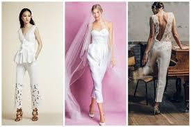 Wedding Dress Jumpsuit Top 32 Wedding Dresses For The Younger Bride Wedding Journal