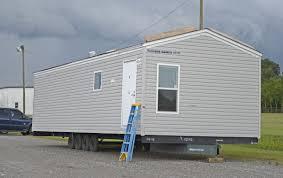 fema u0027s new improved housing units unveiled 56 households