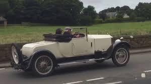 jersey motor club centenary tour rolls royce phantom silver ghost