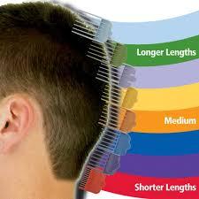 boy hair cut length guide the guide to hair clipper sizes hair for men pinterest hair