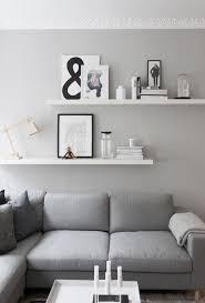 living room wall shelf