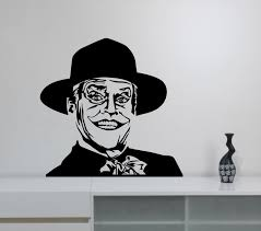 movie decor for the home jack nicholson the joker wall decal vinyl sticker dc comics