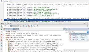 Cpp Map Run U0026 Debug Configurations Features Clion