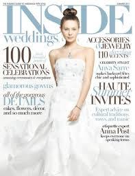 Wedding Dresses 2011 Summer Inside Weddings Wedding Magazine Covers Inside Weddings