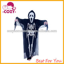 Scream Halloween Costume Kids Howling Ghost Children U0027s Costume Mask 2017 Halloween Scary