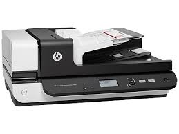 scanner de bureau rapide scanner à plat hp scanjet enterprise flow 7500 l2725b hp afrique