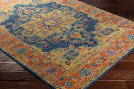 Powder Blue Area Rug Perfect Surya Contemporary Rugs How To Install Surya