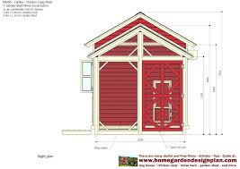 home garden plans cb200 combo chicken coop beauteous 4 x 8 shed 18