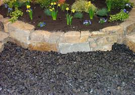 White Rocks For Garden by Black Polished Pebble 3 5