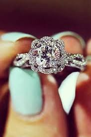 pretty wedding rings the 25 best halo engagement rings ideas on halo