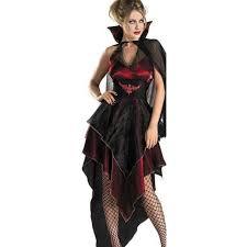 Vampire Halloween Costumes Girls Cheap Creative Halloween Costumes Women Aliexpress