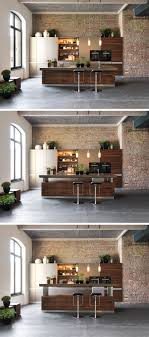 height of kitchen island kitchen design idea adjustable height kitchen island contemporist