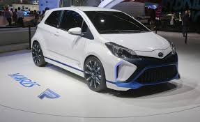 toyota price toyota yaris hybrid r concept photos and info u2013 news u2013 car and driver